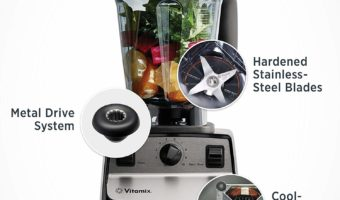 how to Vitamix 5300 Blender