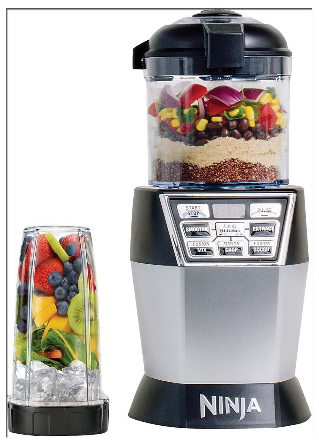 Ninja Ninja Nutri Bowl Duo with Auto-iQ Boost
